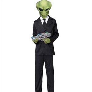 California Costumes Alien Agent Costume, Medium